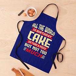 apron cake
